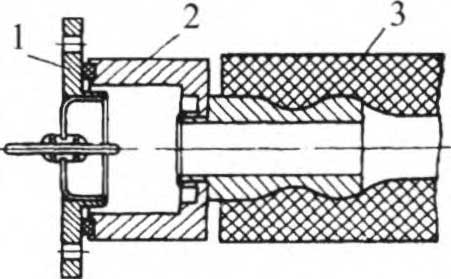 контроль герметичности электрического ввода с помощью вакуумной присоски