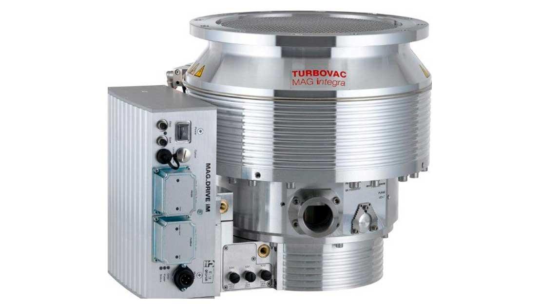 турбомолекулярный насос turbovac magdigital