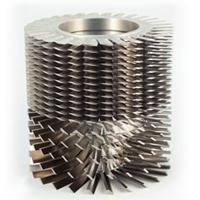 ротор турбомолекулярного насоса