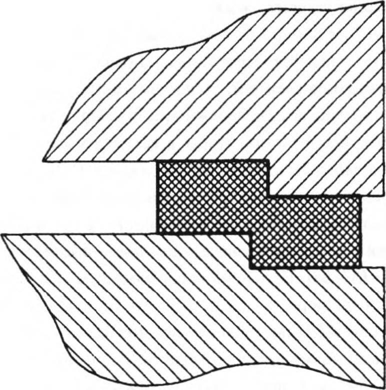 деталь срезного уплотнения