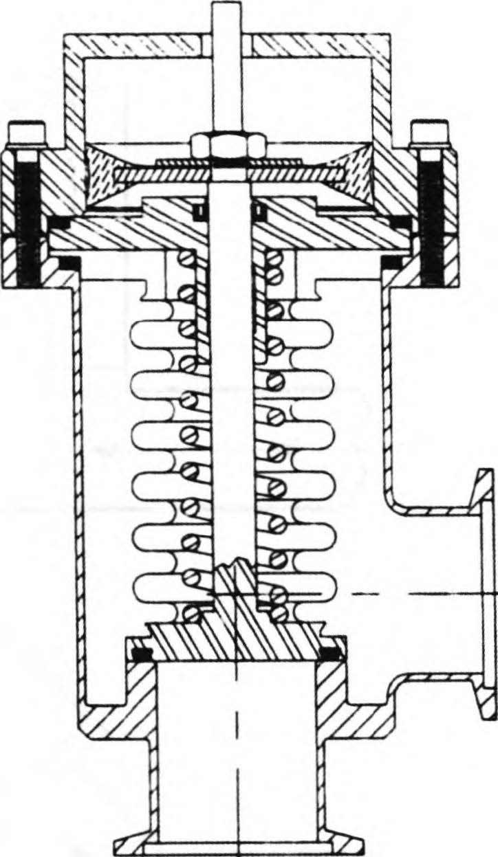 тарельчатый клапан
