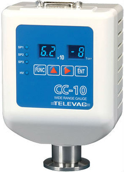 вакуумметр televac cc-10