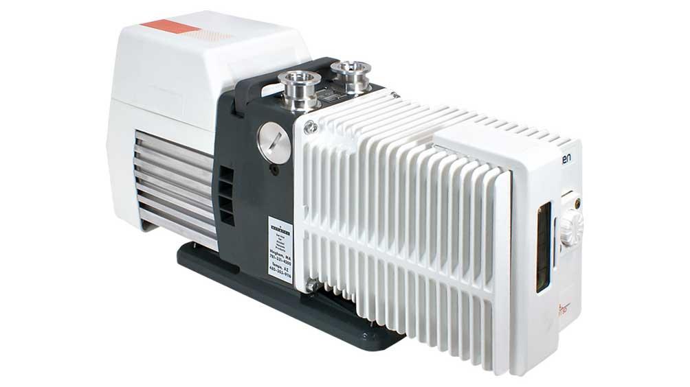 вакуумный пластинчато роторный насос pascal pfeiffer vacuum